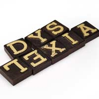 Dyslexia Reading Learning Attention